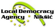 logo Agencija za lokalnu demokratiju Nikšić